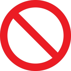 Saying No To Alcoholic