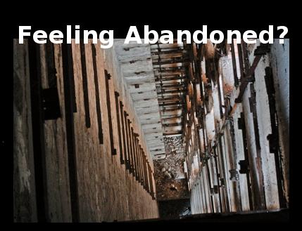 feeling abandoned