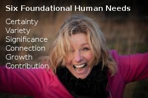 6 Human Needs