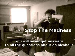 answers about alcoholics
