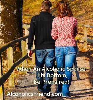spouse going to rehab