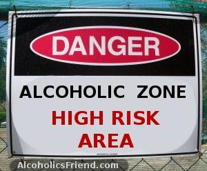 High Risk Area